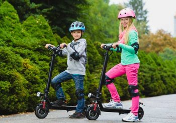 Selecting A Kids Electric Scooter