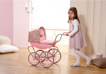 Three Reasons Why a Doll's Pram Makes the Perfect Birthday Present