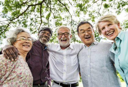 Five Ways Senior Living Communities Help Improve a Senior's Quality of Life