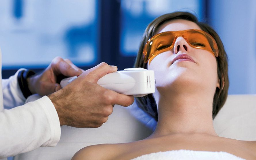 How Facial Hair Is Removed With Laser Technology