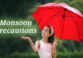 Caring for your health in the monsoon season