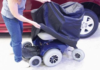 How to choose accessories for your powerchair