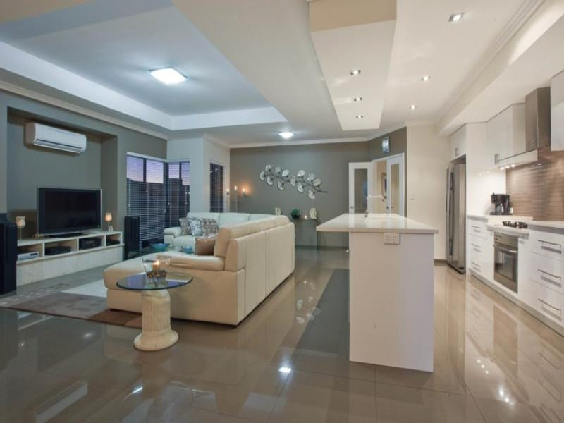Enhance your home with Polished Concrete Floors