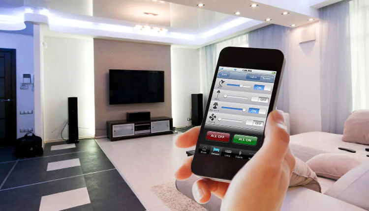 Home Lighting Automation System