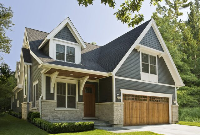 Exterior Home Painting Skills