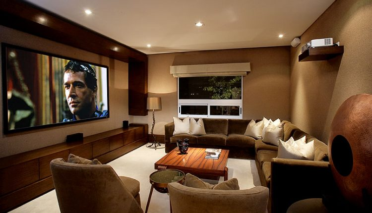 Developing a Great Entertainment Room