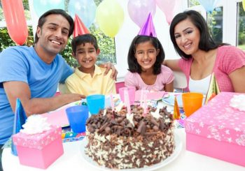 Kids' Kids Birthday Parties