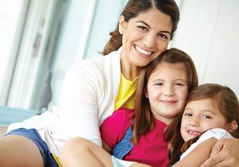 The increase in Single Parent Families