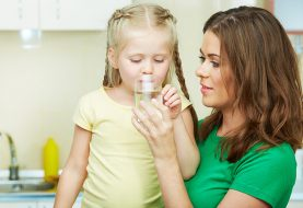 Consuming Water For Children