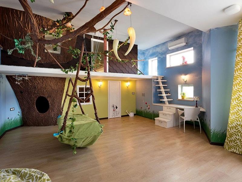 Separate Kids Bedrooms