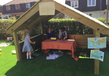 Why should you build your own den at home?