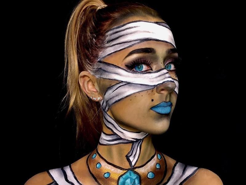 makeup artist uddannelse