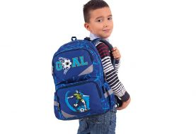 Choosing a backpack for your child and ensuring it's safe for him – Few tips