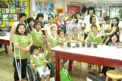 children's charities in Thailand